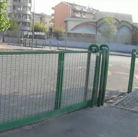 Aversa – Parcheggio in Via Guido Rossa