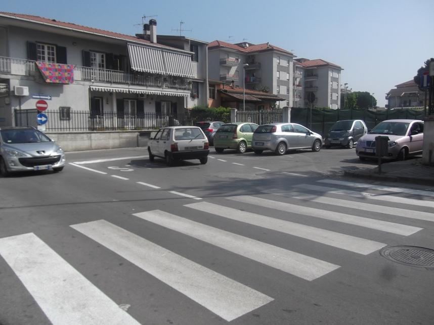 Aversa – lavori strade (1)