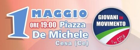 Cesa - 1 maggio 2015