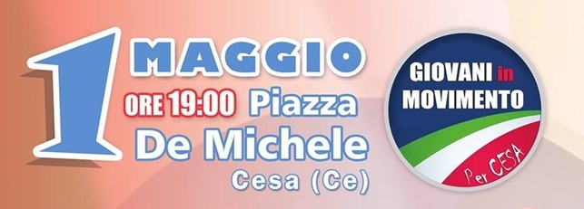 Cesa – 1 maggio 2015