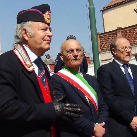 Aversa (CE) – 25 Aprile, celebrata la Liberazione (25.04.15)