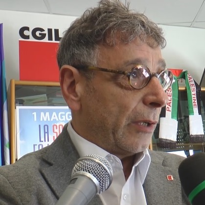Federico Libertino (Cgil)