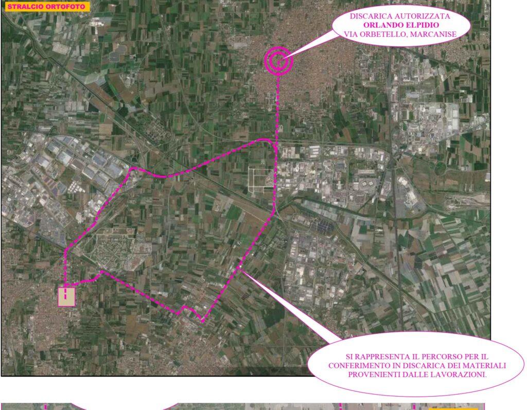 Gricignano – Via S.Antonio Abate, il progetto (7)
