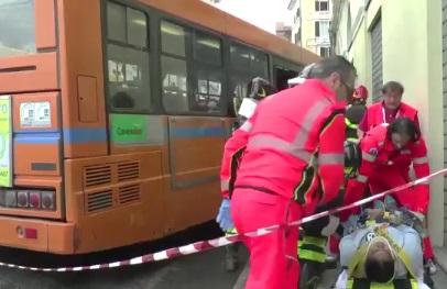 Ancona, autobus