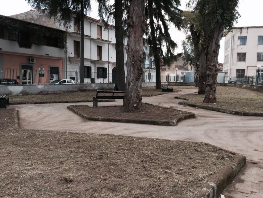 Marcianise – Piazza Pertini (2)