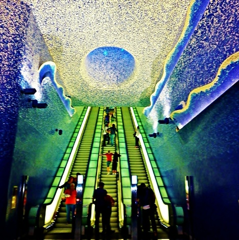 Metropolitana Toledo – Napoli
