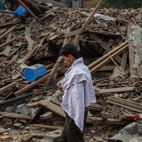 Nepal, terremoto