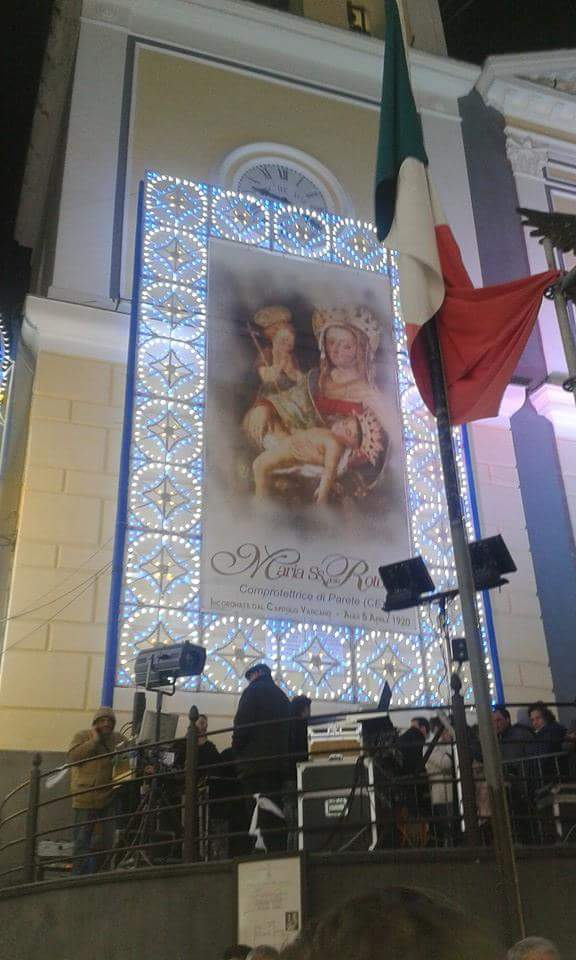 Parete – Festa patronale 2015 (2)