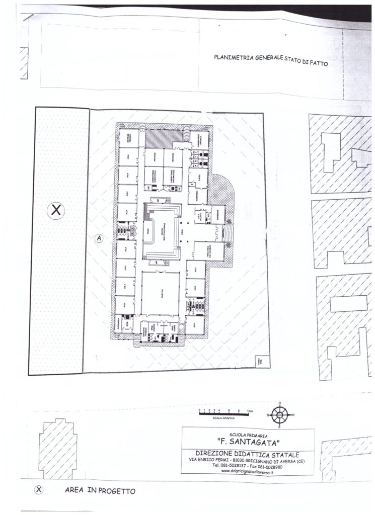 Progetto ampliamento scuola elementare 001