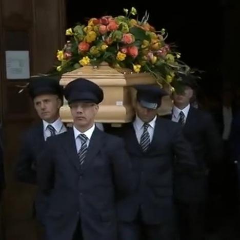 Strage Milano, i funerali delle vittime