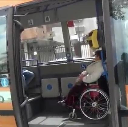 bus disabili