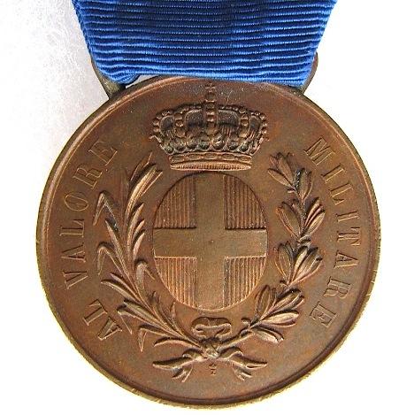 medaglia valor militare