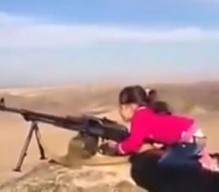 video propaganda curdi