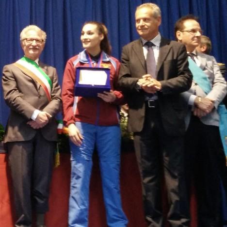 Angela Carini premiata (0)