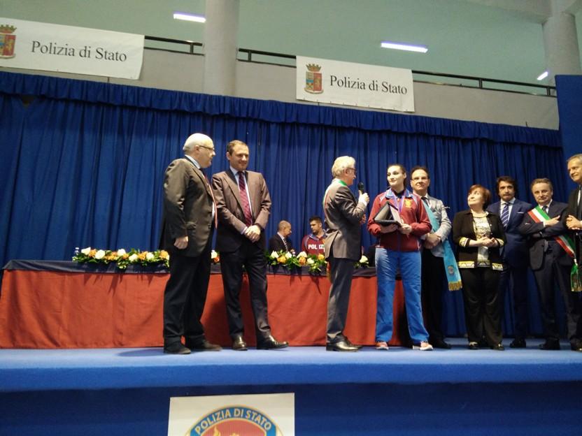 Angela Carini premiata (3)