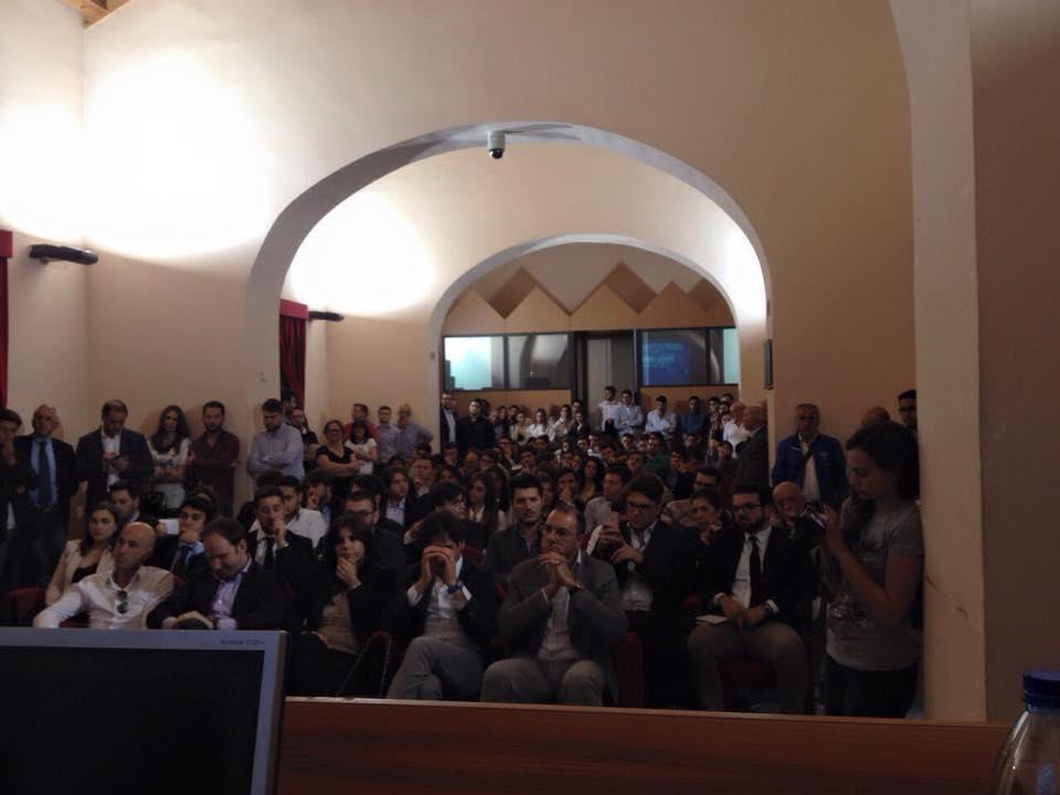 Aversa – Forza Italia al centro culturale (1)