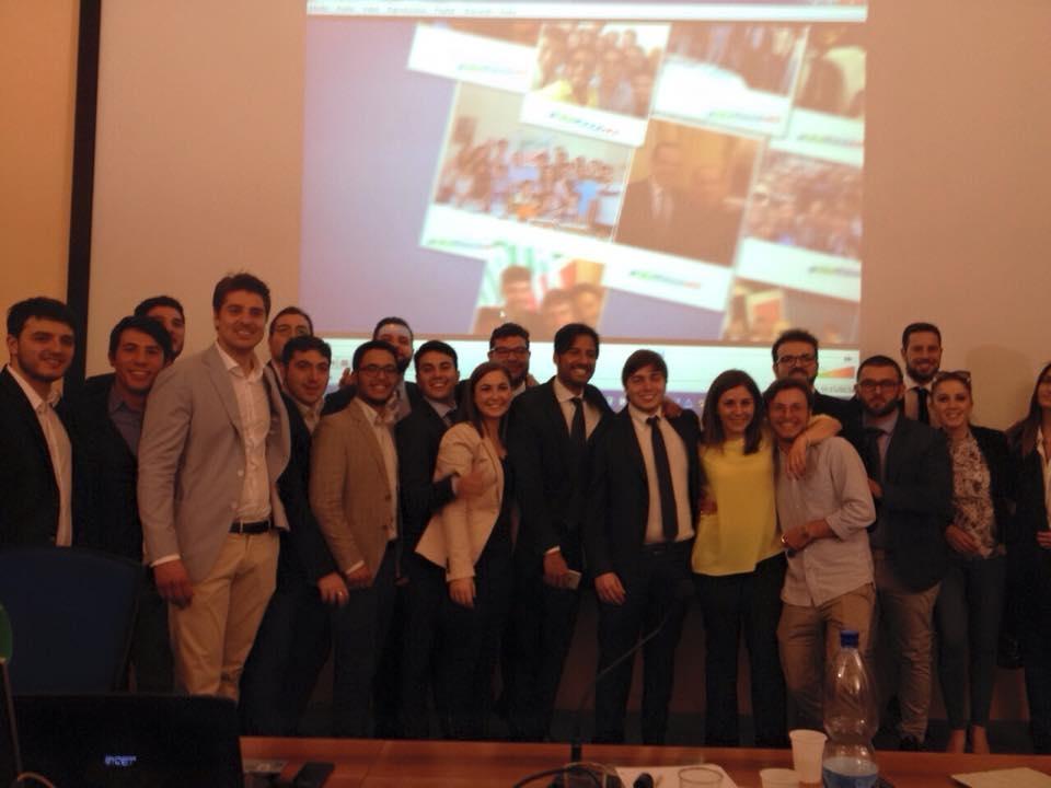 Aversa – Forza Italia al centro culturale (2)