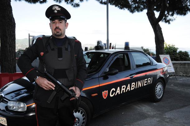 05/05/2009 SML Posto blocco carabinieri