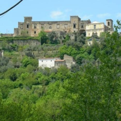 Marzano Appio – Castello di Terracorpo