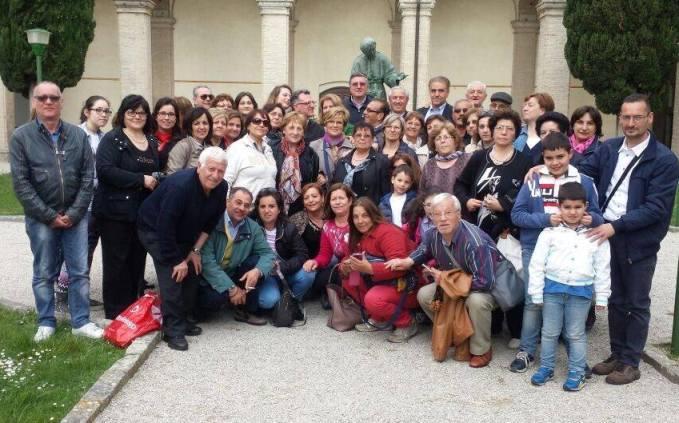 Cesa – pellegrinaggio