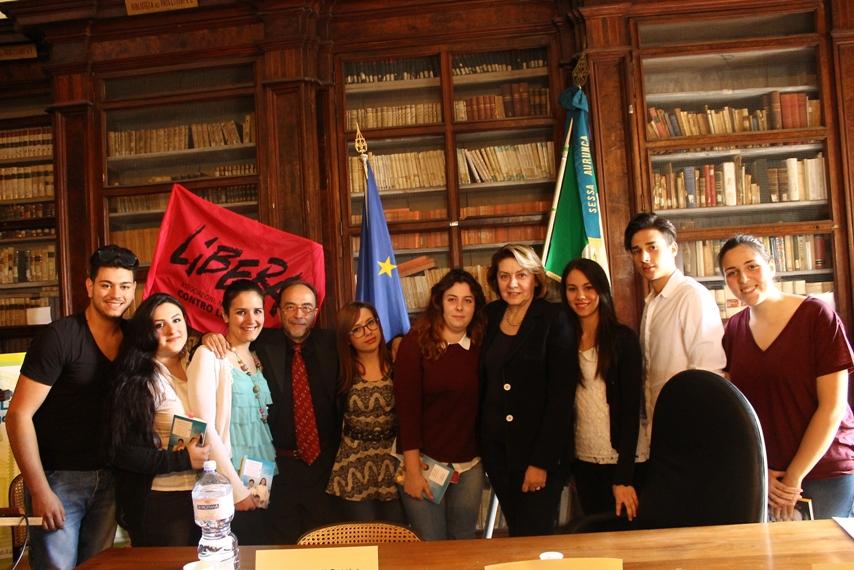 Chinnici al Liceo Nifo (3)