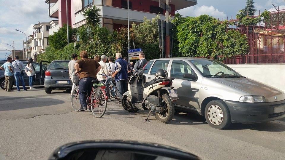 Gricignano – Incidente Via Diocleziano  (4)