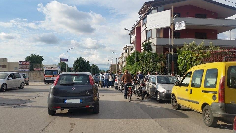 Gricignano – Incidente Via Diocleziano  (5)