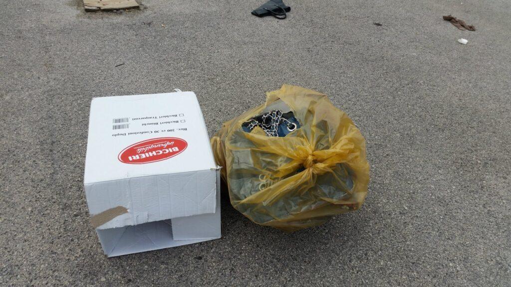 Gricignano – area mercato rifiuti (3)
