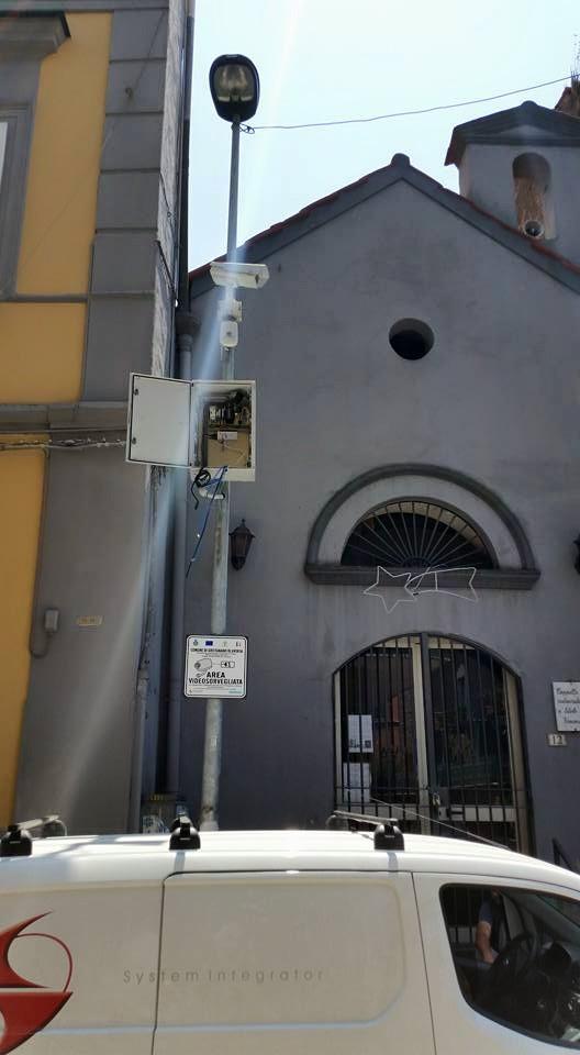 Gricignano – videosorveglianza (2)