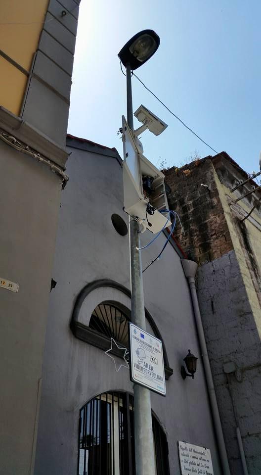 Gricignano – videosorveglianza (4)