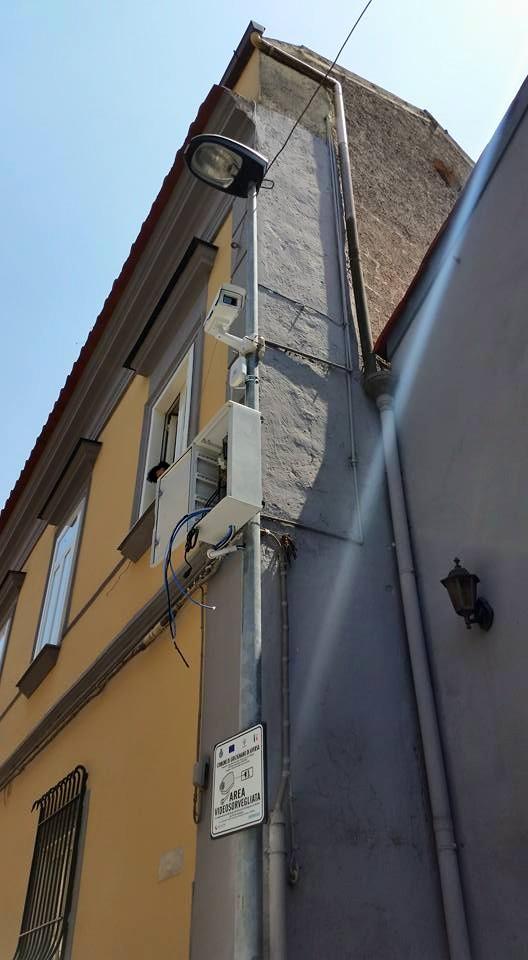 Gricignano – videosorveglianza (5)