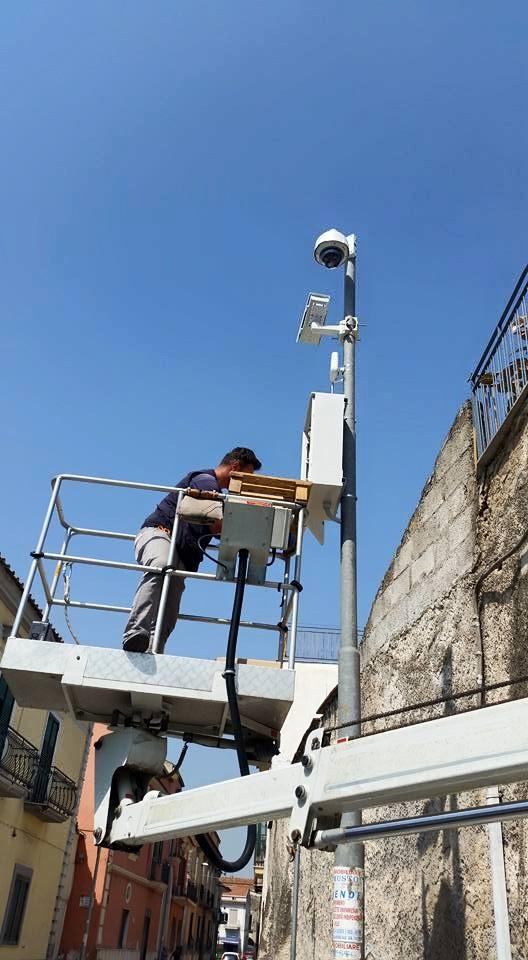 Gricignano – videosorveglianza (8)