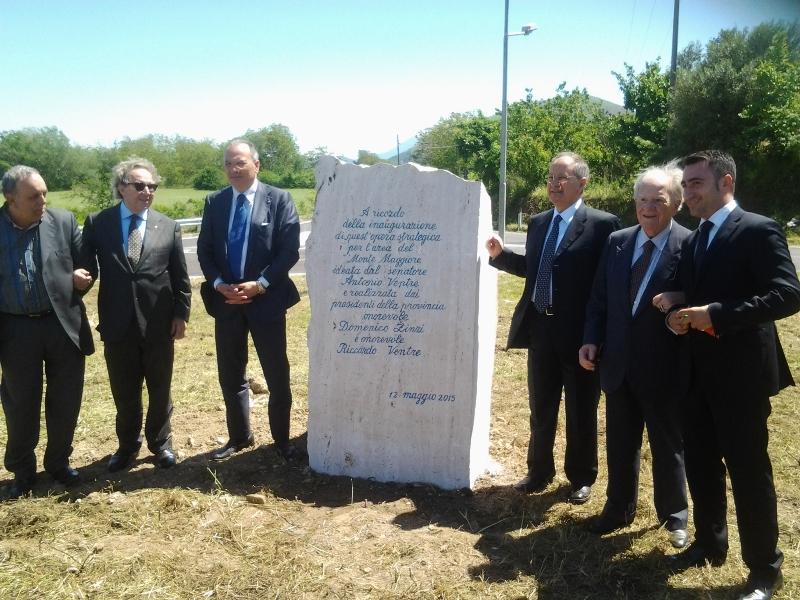 Inaugurato il ponte tubo tra Capua e Pontelatone (2)