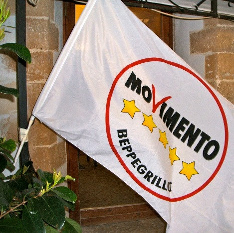 M5s bandiera
