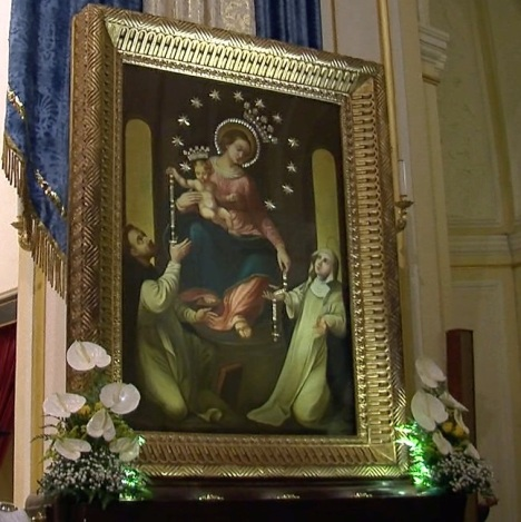 Madonna Pompei