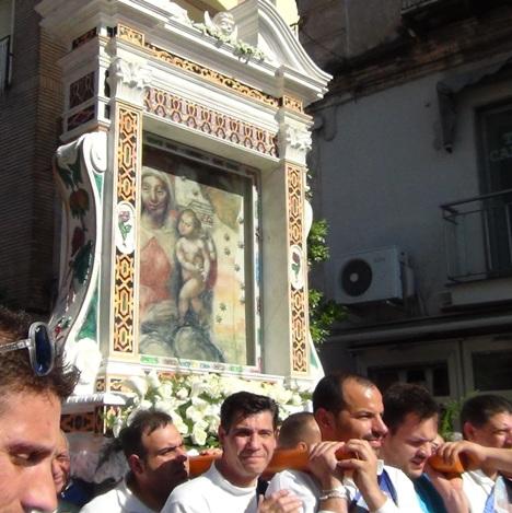 Madonna dell'Arco ad Aversa