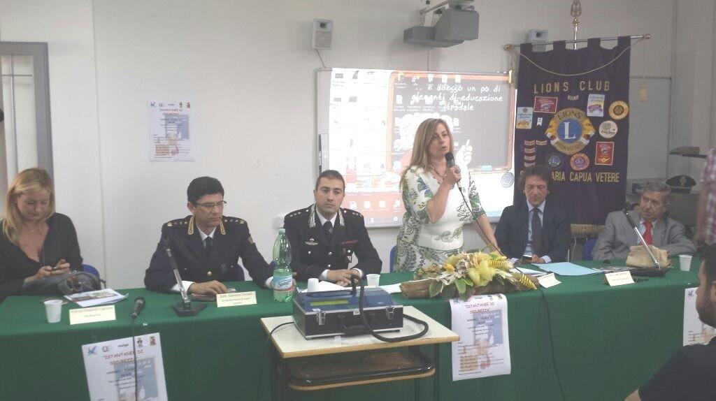 Marcianise – Carabinieri al Lener (3)