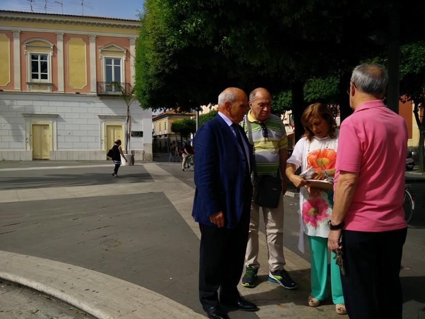 Marcianise – Commercio, riunione itinerante (1)