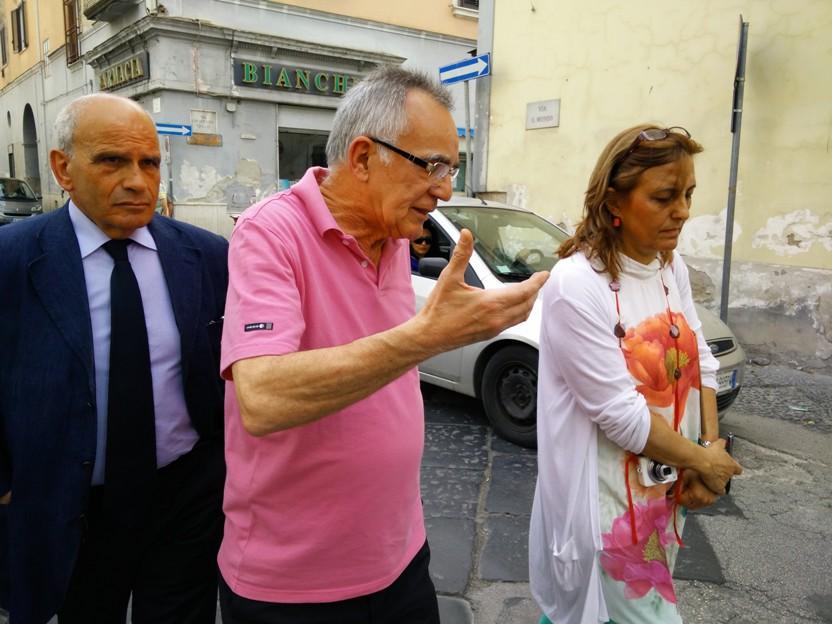 Marcianise – Commercio, riunione itinerante (2)