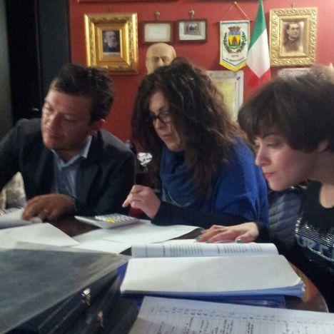 Marcianise – Raffaele Musone e Grazia Sposito