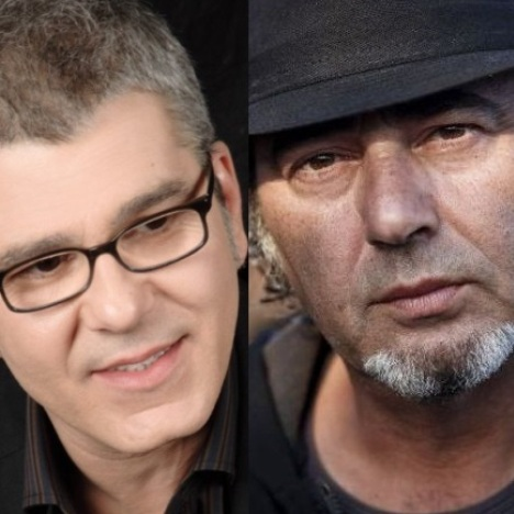 Michele Zarrillo e Luca Carboni