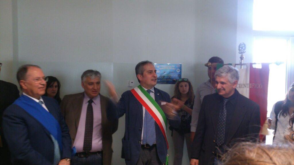 Mondragone – inaugurazione Liceo Galilei (1)