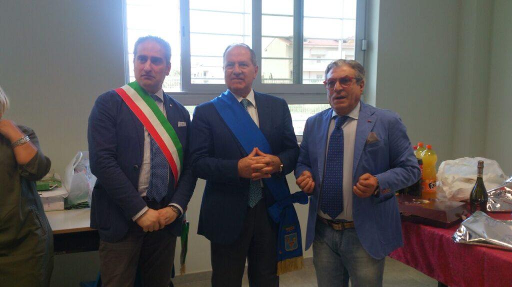 Mondragone – inaugurazione Liceo Galilei (2)