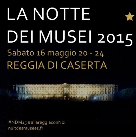 Notte Musei 2015