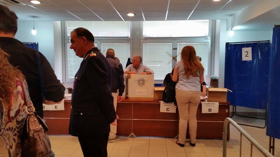 Provinciali Caserta 2015, seggi (1)