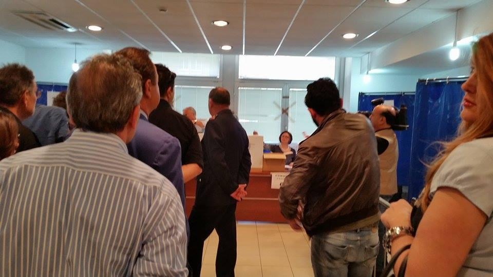 Provinciali Caserta 2015, seggi (4)