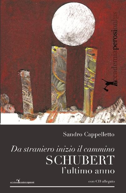Sandro Cappelletto libro Shubert