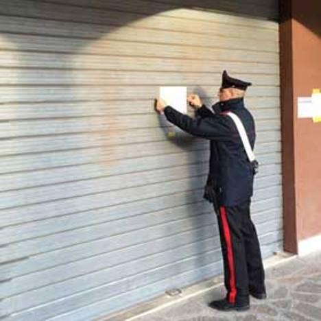 carabinieri scommesse