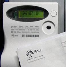 contatore Enel