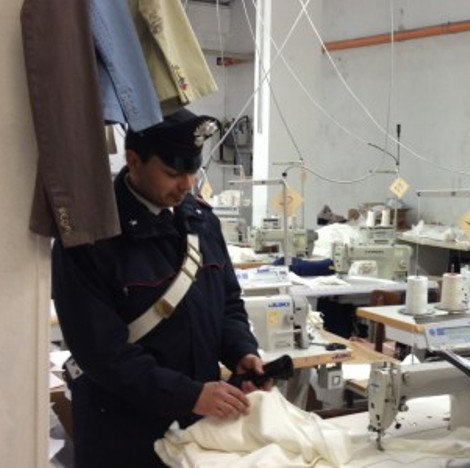 Carabinieri abiti